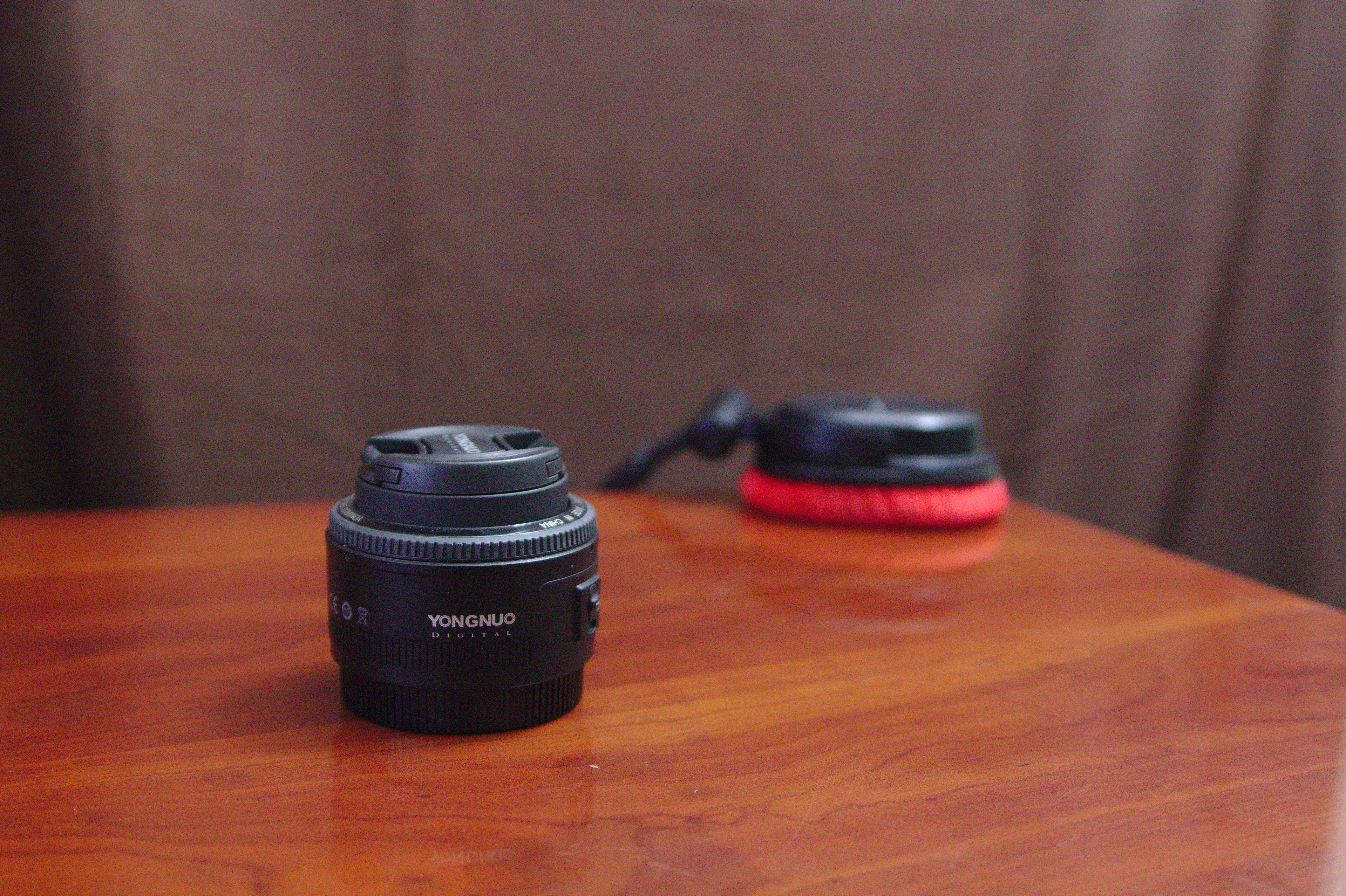 Canon 60D at ISO 3200