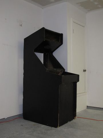 My Friend Brian is Rebuilding an Arcade Cabinet - Patshead.com Blog
