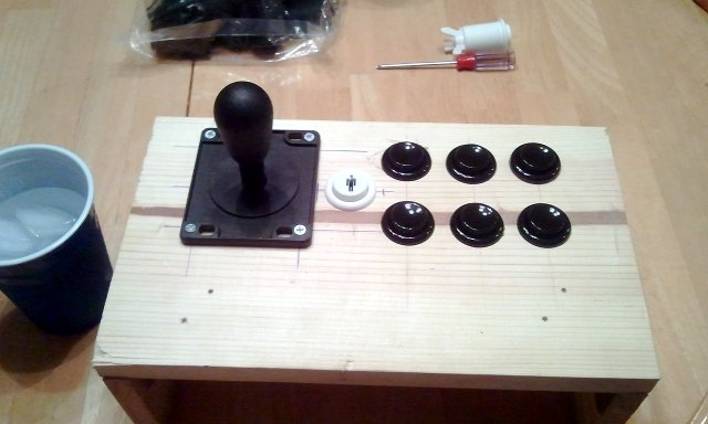 Mocked up controller to test IPAC-4