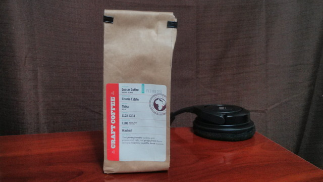 Craft Coffee - Quasar Coffee