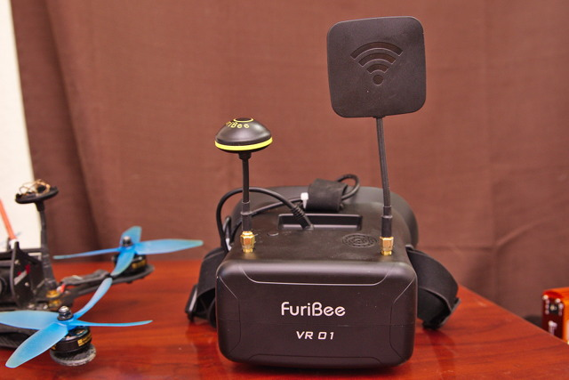 FuriBee VR01 FPV Headset
