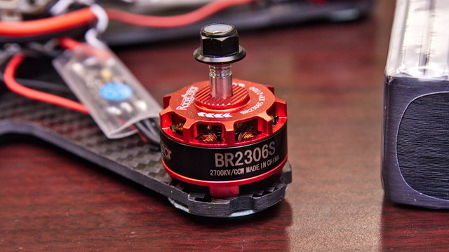 TheLab.ms's LAB210 Racing Quad's Racerstar 2306S Brushless Motor