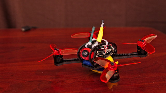 My Leader 120 FPV Micro Quad