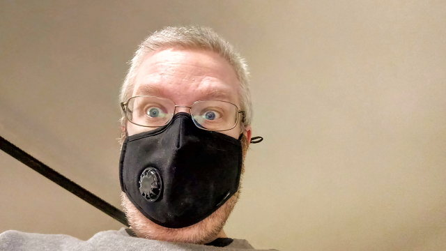 Me and My Dust Mask