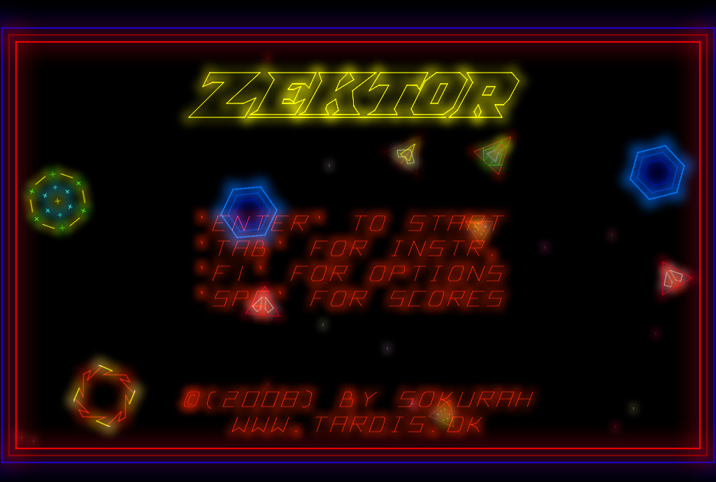 Zektor screenshot