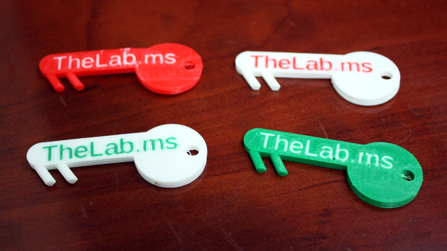 TheLab.ms Keystand in two colors