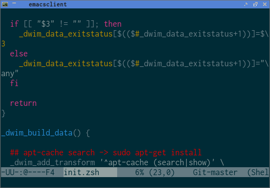 Getting Solarized Working with emacsclient in both GUI and