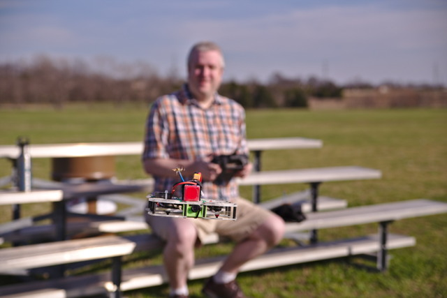 Me and My PH145 Drone at Breckenridge Park